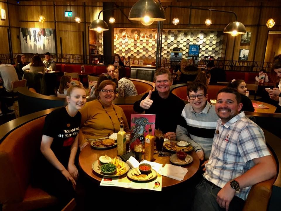 Nandos Eastbourne MP