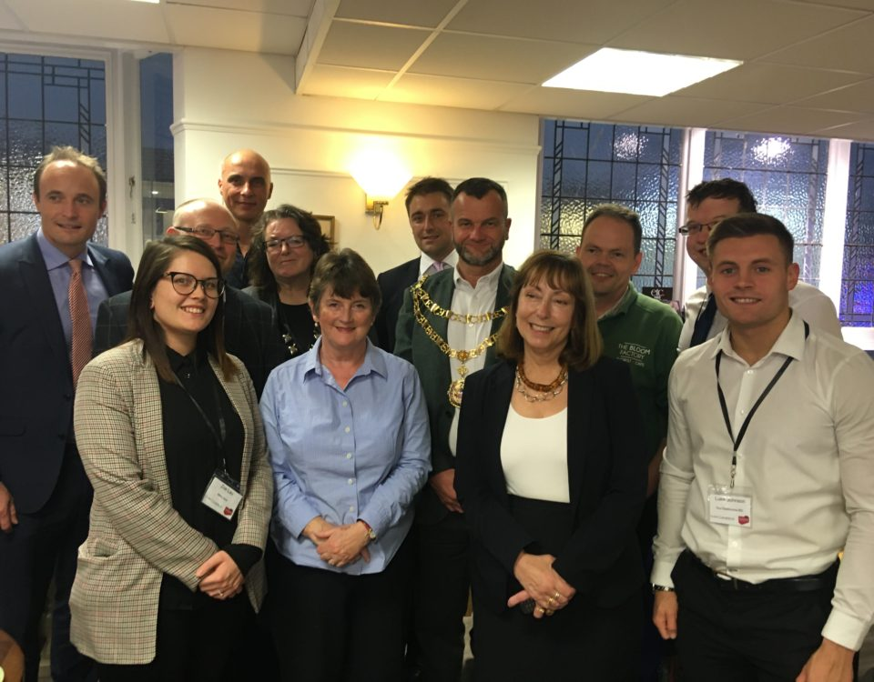 Directors and representatives of Your Eastbourne BID